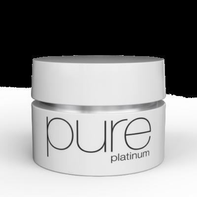 Intenzív regeneráló krém - parabén mentes  - Pure Platinum  50 ml