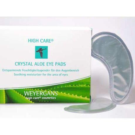 Kristály Aloe Szemápoló Maszk - Crystal Aloe Eye Pads - 3 db-os