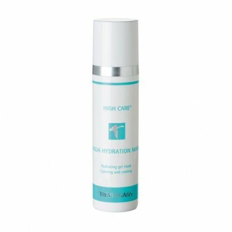 Hűsítő, hidratáló, gél állagú  - Aqua Hydration Mask 50 ml