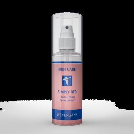 Zsírbontó, alakformáló Spray - Simply Red 100 ml