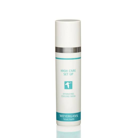 Nyugtató, hidratáló maszk - Set-Up 50 ml