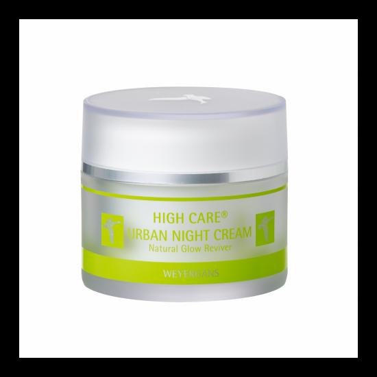 Regeneráló, bőrnyugtató éjszakai krém - Urban Care Night Cream 50 ml