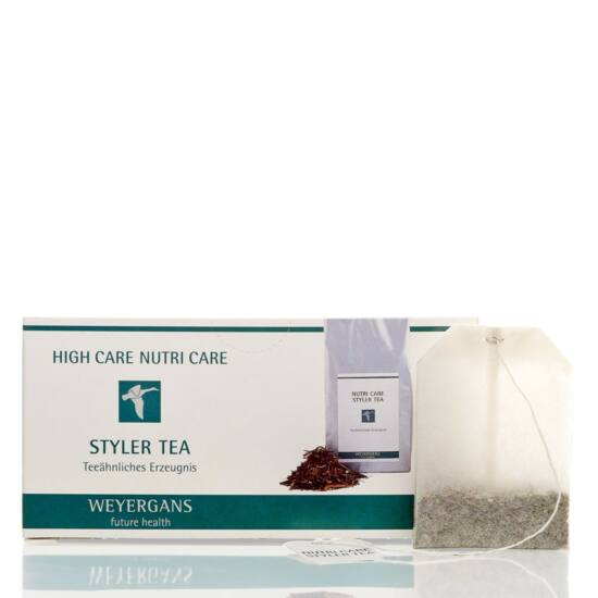 Méregtelenítő, emésztést segítő, étvágycsökkentő -  Styler-Tea filteres 36 g
